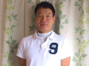 宝塚市かみたに接骨院の院長の写真です